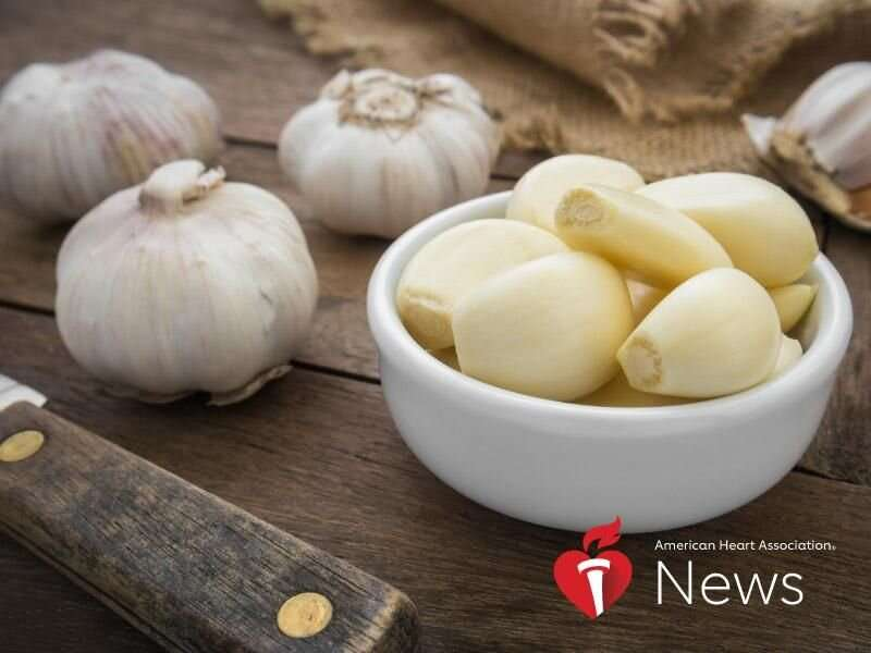 AHA news: sorting folklore from fact on the health benefits of garlic