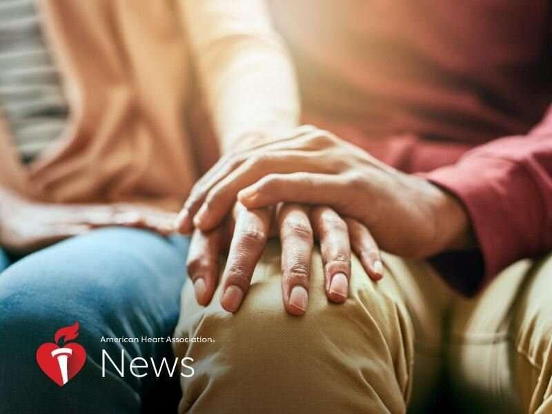 AHA news: surviving COVID-19 survivor's guilt