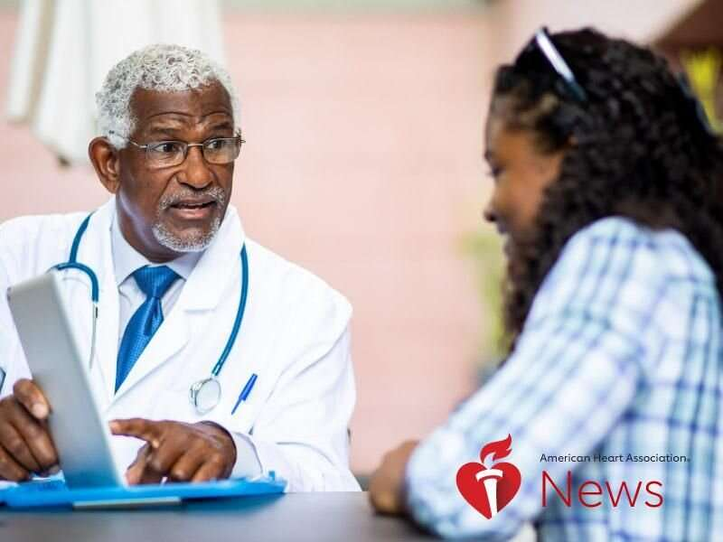 AHA news: the link between structural racism, high blood pressure and black people's health