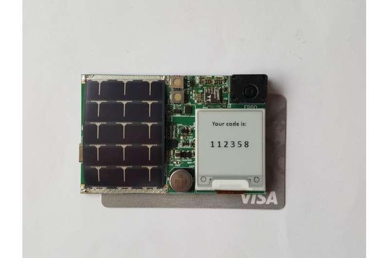 AI system-on-chip runs on solar power
