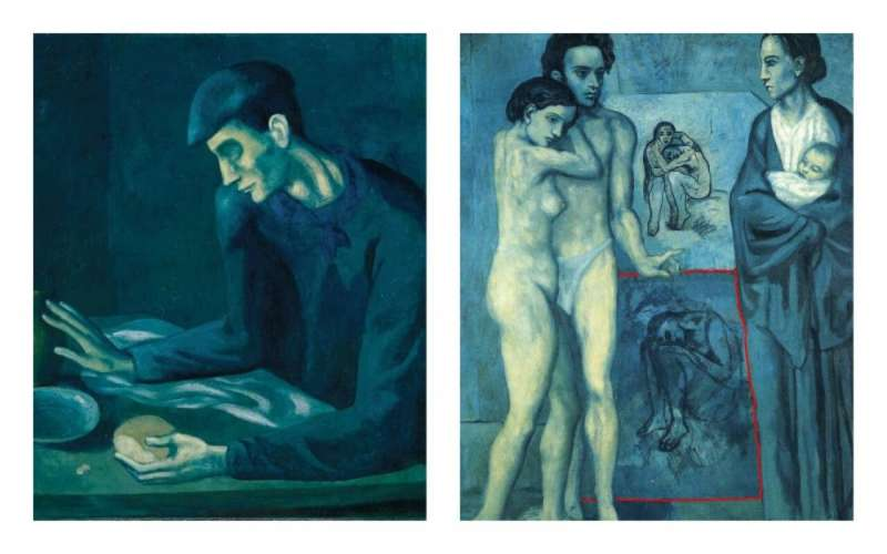 AI used to reproduce 'lost' Picasso nude