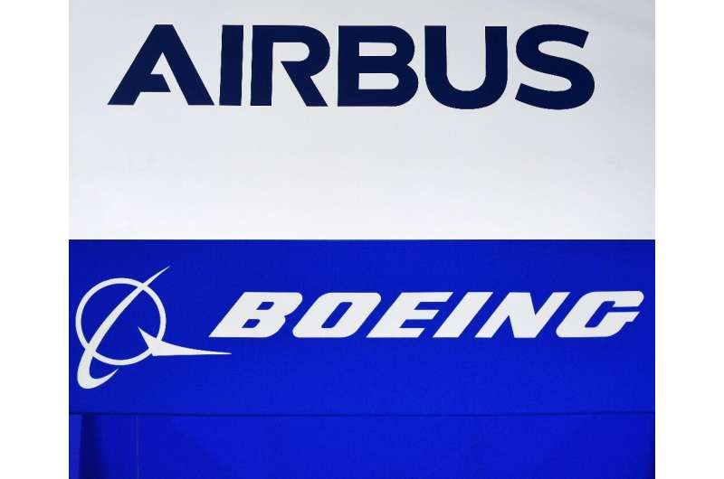 Airbus and Boeing are arch-rivals in a multi-billion dollar industry