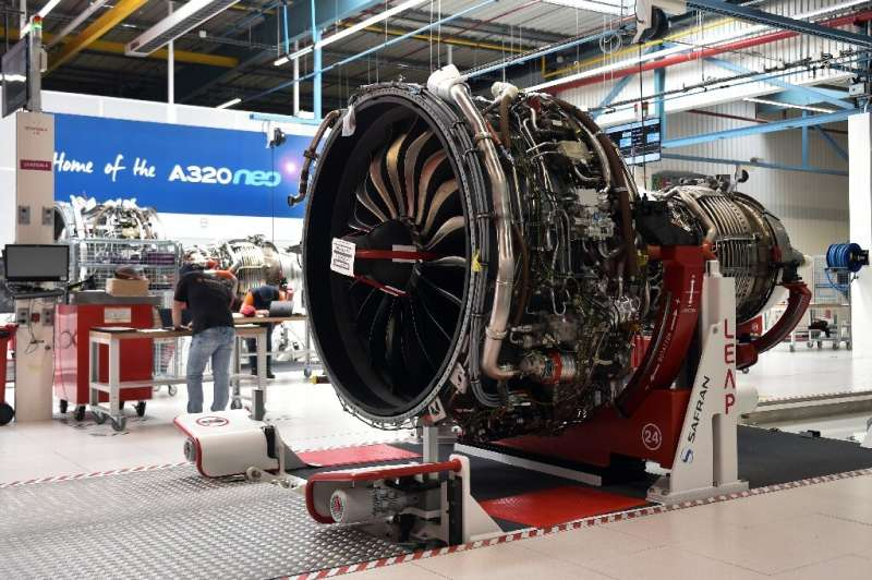 Airbus is currently producing 40 planes of the A320 family per month but the company said it would increase the average rate to