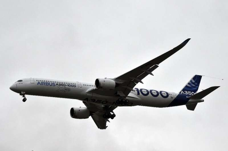 Airbus is moving forward with plans to make a cargo version of its widebody A350 aircraft