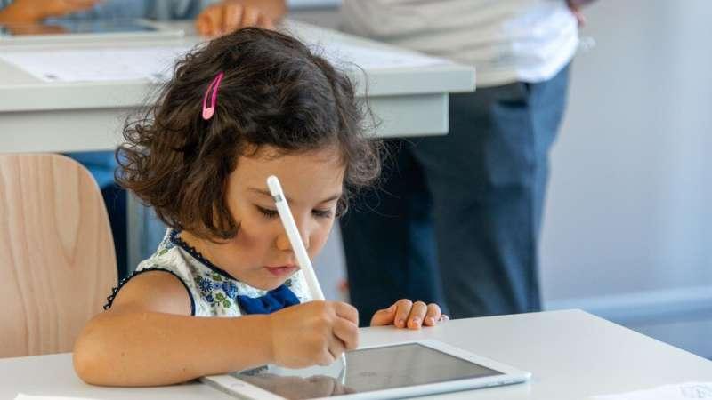 A Kazakh experiment in handwriting