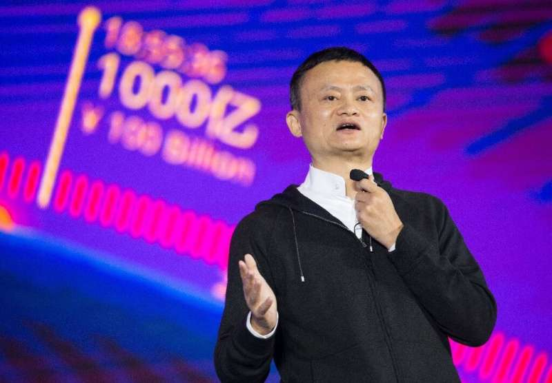 Alibaba in particular has been under scrutiny since last October, when co-founder Jack Ma criticised Chinese regulators as being