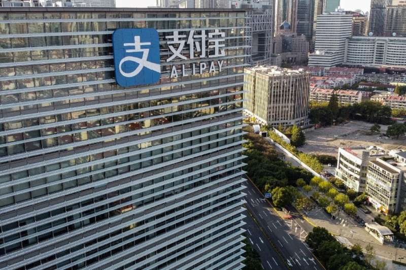 Alipay is China's biggest payment app, with more than one billion users in the country and other Asian nations