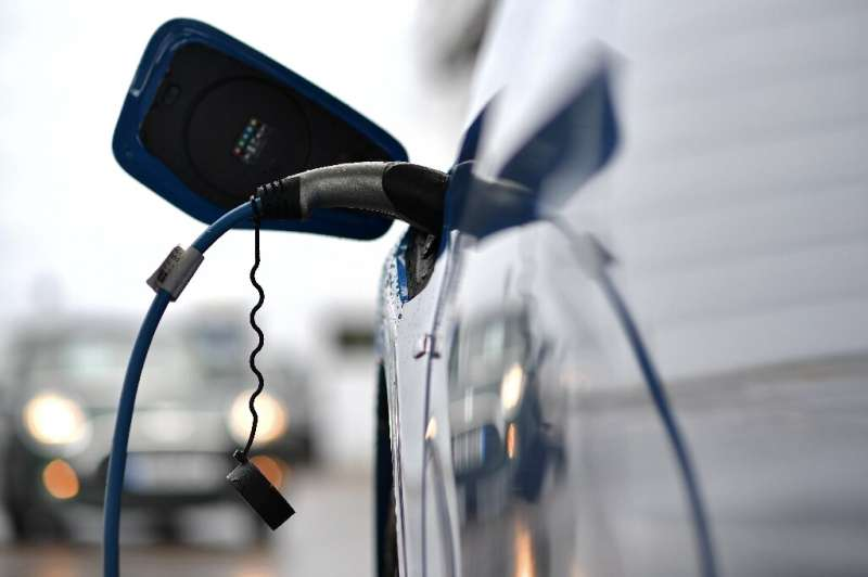 All-electric vehicles accounted for 7.5 percent of new car sales in Europe during the quarter