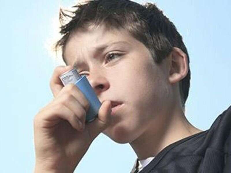 Allergy treatment crucial if your child has asthma