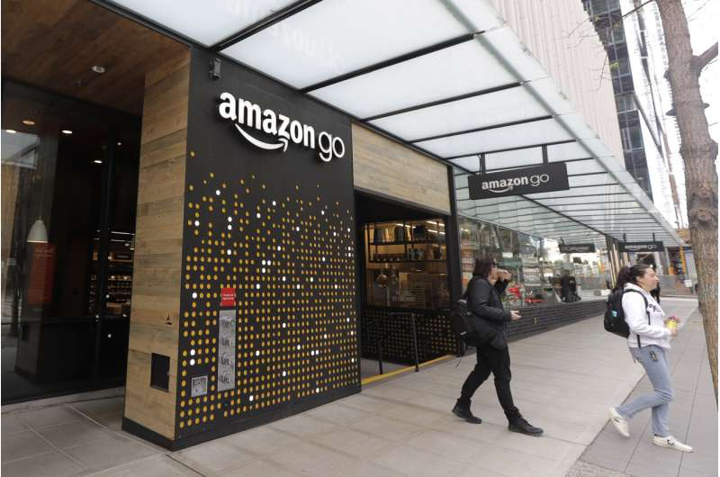 Amazon begins rollout of pay-by-palm at Whole Foods near HQ