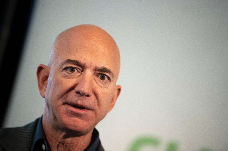Amazon is helmed by the richest person in the world, Jeff Bezos