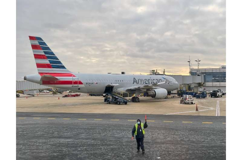 American Airlines became the latest big carrier to report a huge loss for 2020, saying the final tally was $8.9 billion in the r