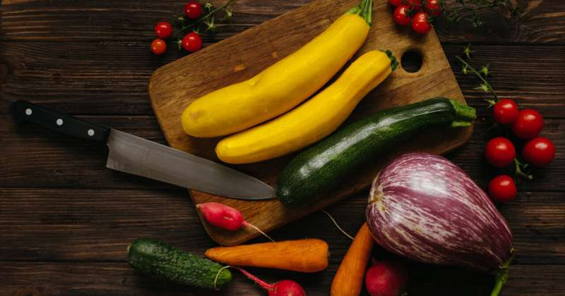 A more plant-based diet may improve cardiovascular health