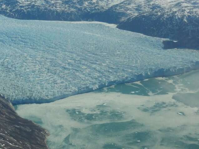 An artificial neural network joins the fight against receding glaciers