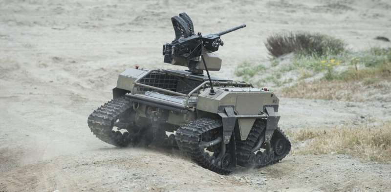 An autonomous robot may have already killed people – here's how the weapons could be more destabilizing than nukes