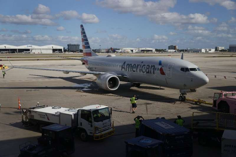 An American Airlines flight last month marked the first commercial voyage of a Boeing 737 Max following a 20-month grounding