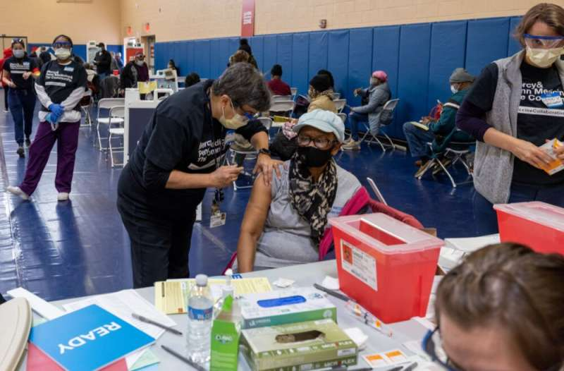 An approach to COVID-19 vaccination equity for Black neighborhoods