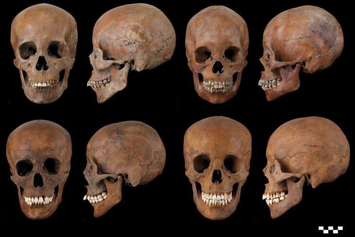 Ancient oral biome points to overall health