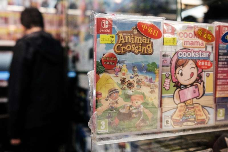 Animal Crossing: New Horizons adalah top seller untuk konsol Switch Nintendo