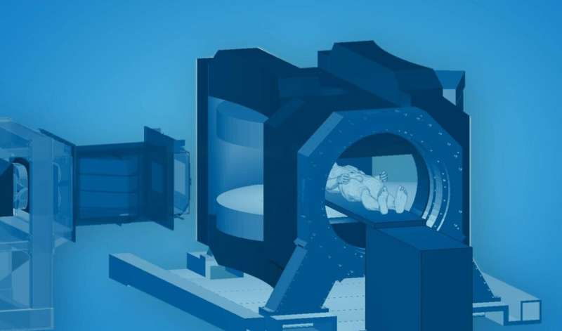 An important step towards live imaging in proton therapy
