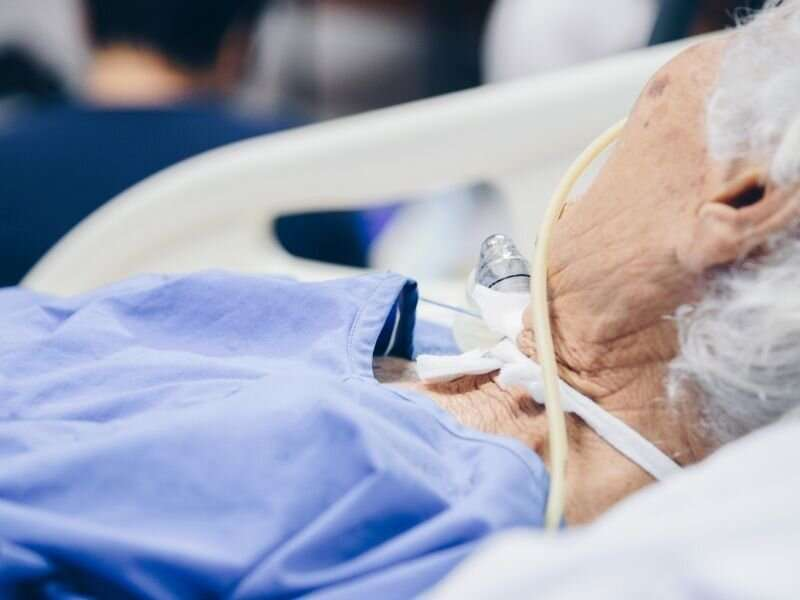 Another study finds COVID patients face higher risk for stroke