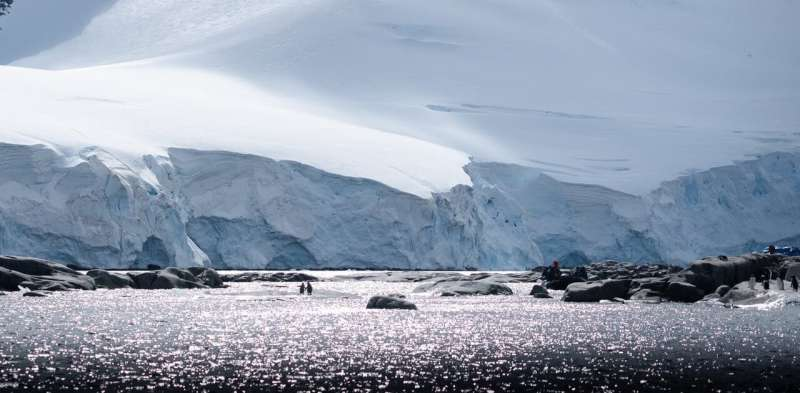 Antarctica is headed for a climate tipping point by 2060, with catastrophic melting if carbon emissions aren't cut quickly