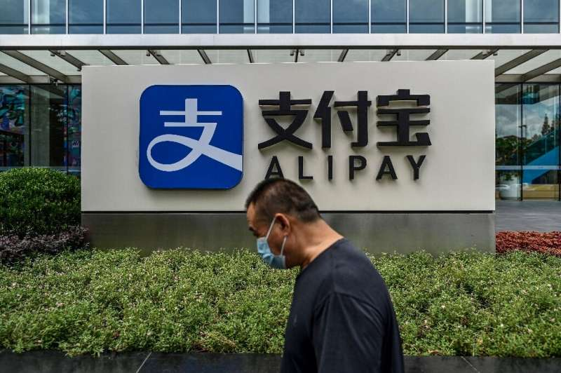Platform Alipay Ant Group ada di mana-mana di China, digunakan untuk membeli segala sesuatu mulai dari makanan hingga tumpangan, bahan makanan, dan tiket perjalanan