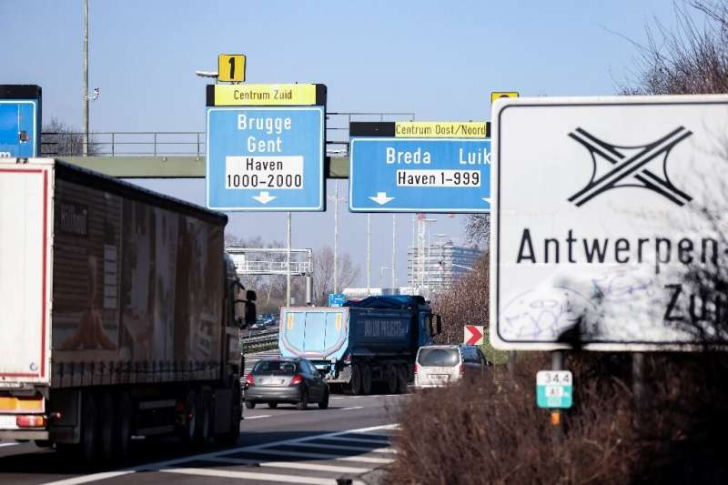 Antwerp is the biggest city in Flanders, Belgium's densely populated— and flat—Dutch-speaking region, with a notorious ring roa