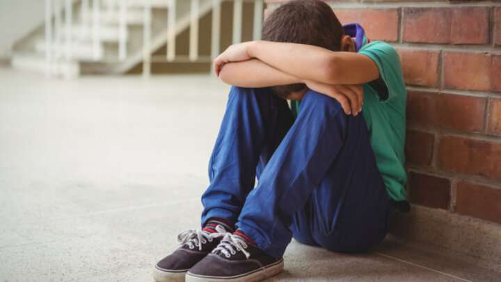 Anxiety motivates bystanders to intervene in bullying