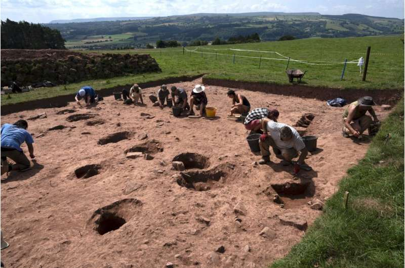 Archaeologists reveal origins of famous Stone Age monument