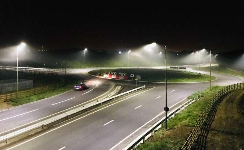 Luminile artificiale pe timp de noapte au fost identificate ca un posibil factor din spatele scăderii numărului de insecte la nivel mondial, dar