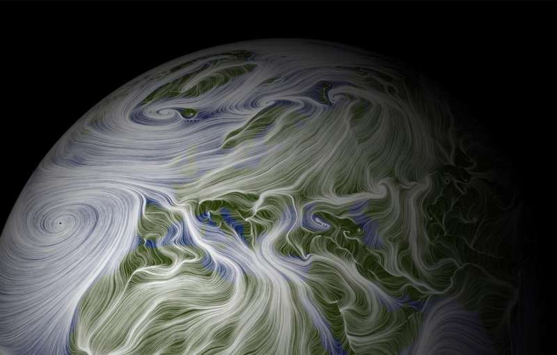 As global climate shifts, forests' futures may be caught in the wind