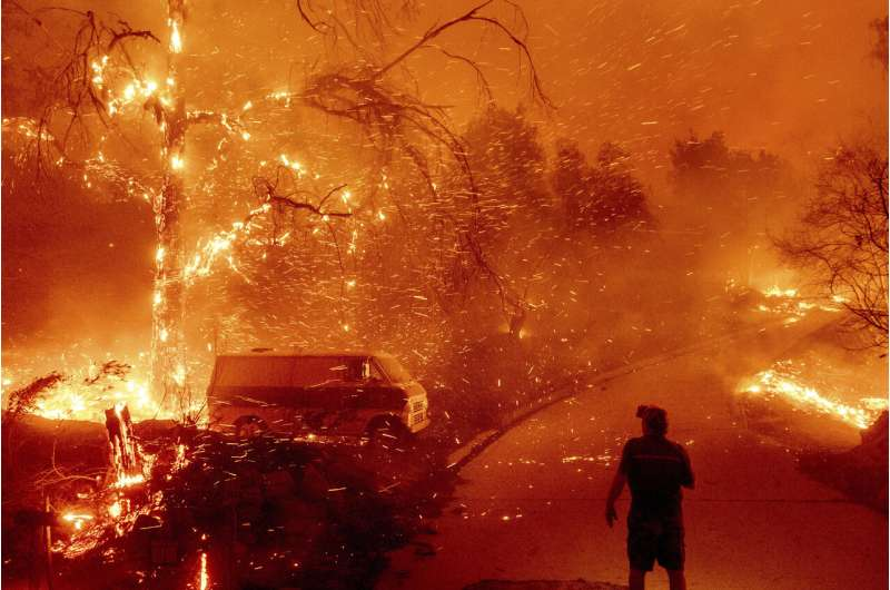 As extreme weather increases, climate misinformation adapts