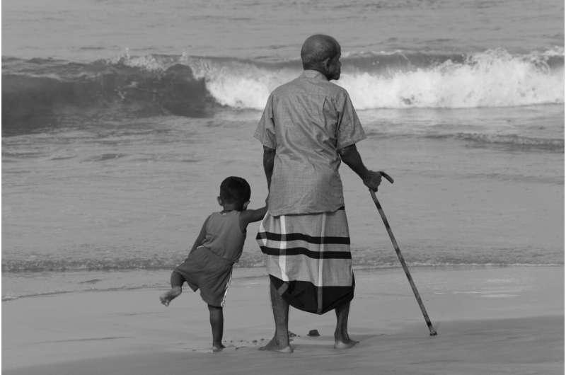 asian elderly