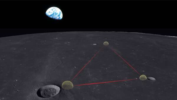 Astrophysicist outlines plans for the gravitational wave observatory on the moon