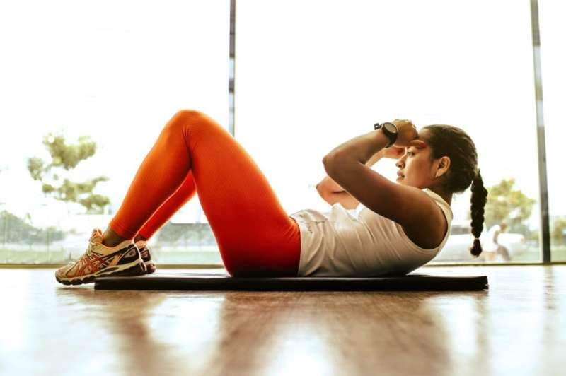 At-home exercise reduced depression levels significantly during COVID-19 lockdowns