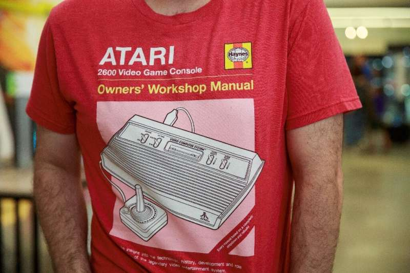 """Atari is famous for its 1972 """"Pong"""" table tennis game, widely regarded as the first video game to achieve serious comm"""