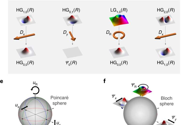 A theoretical path to polarized electron-beam nano-spectroscopy