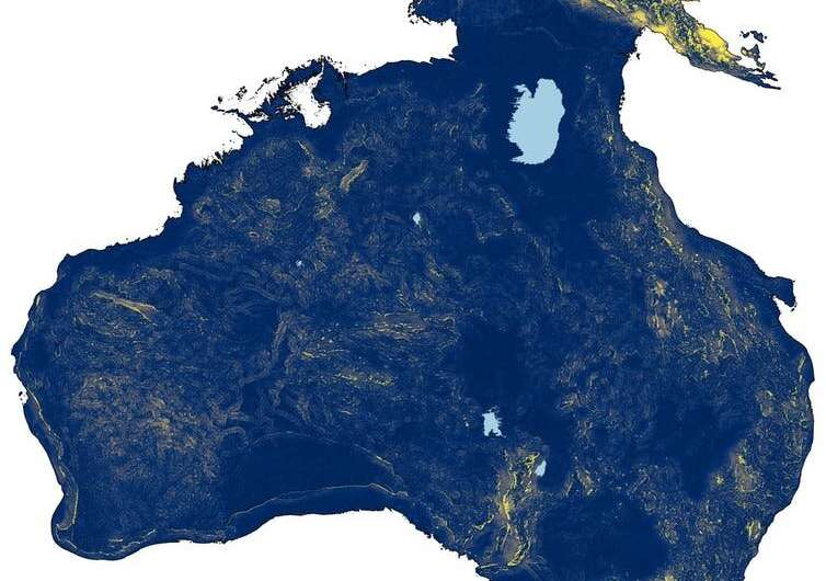 Australia's coastal waters are rich in Indigenous cultural heritage, but it remains hidden and under threat