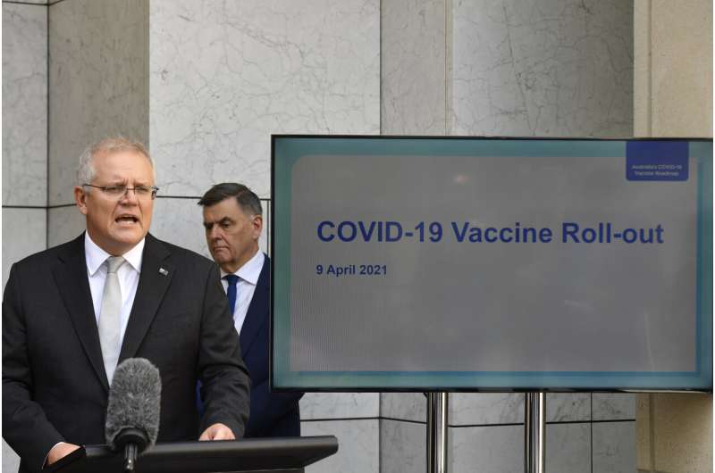Australia to buy extra 20 million doses of Pfizer vaccine