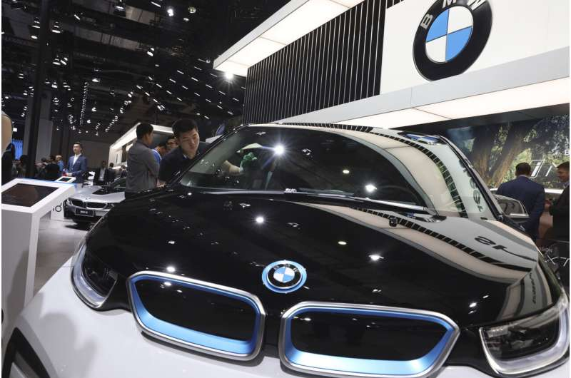 Automakers BMW, Volvo back moratorium on deep seabed mining
