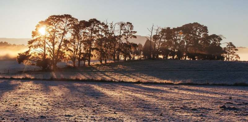 'A vigorous cold front': why it's been so cold this week, with more on the way