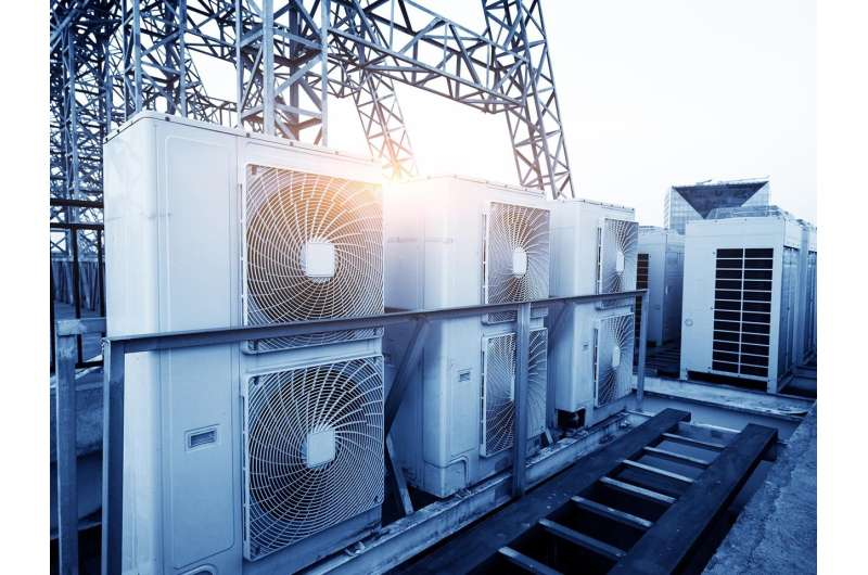 Avoiding an energy cold crunch with more efficient cooling