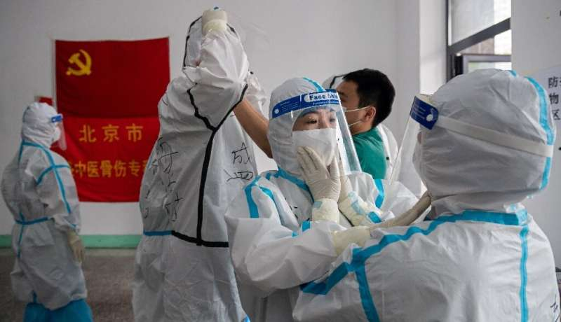 A WHO team is due to visit China for a highly politicised trip exploring the origins of the coronavirus, which first emerged in