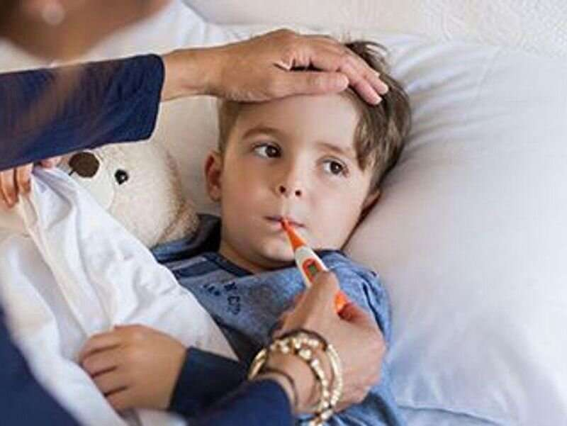 Babies, toddlers spread COVID faster in the home than teens do: study