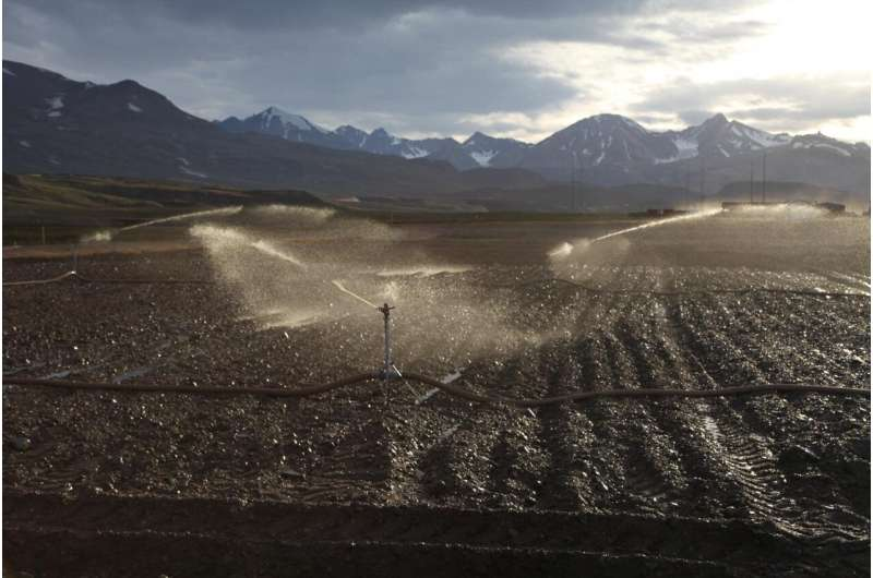 Bacteria used to clean diesel-polluted soil in Greenland