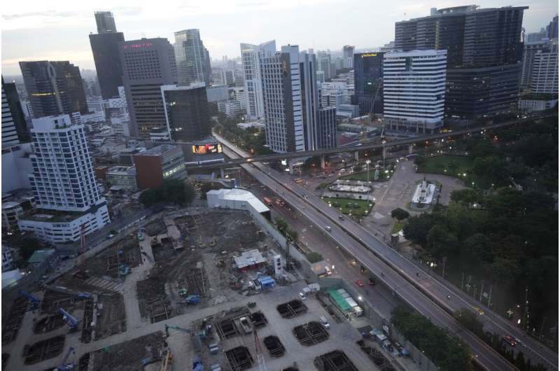 Bangkok, 9 provinces restrict movements to curb rising cases