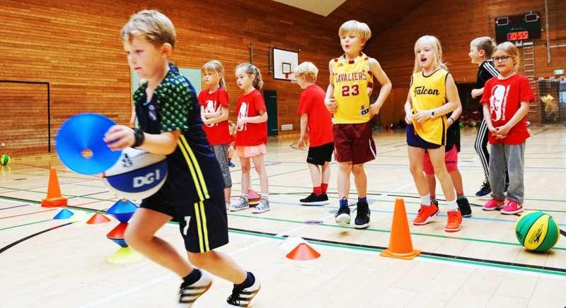 Basketball Mathematics scores big at inspiring kids to learn