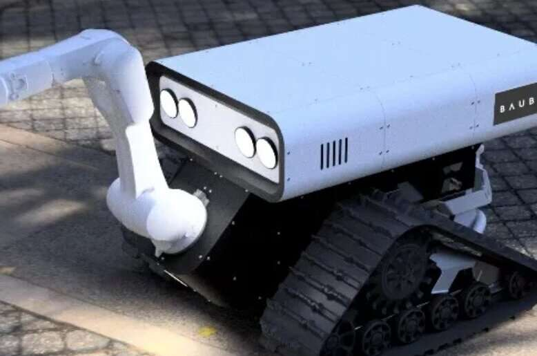 Baubot comes out with two new robots to aid in construction projects