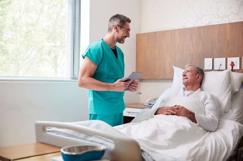 Bed rest in hospital can be bad for you. Here's what nurses say would help get patients moving